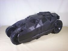 BATMAN transforming TUMBLER Batmobile fold-out playset arkham jail - Incomplete