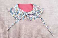Baby and Toddler Girl floral collar accessory