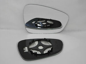 Wing Mirror Glass For Vauxhall Crossland X 2017- 2020 Right side Convex  /F049