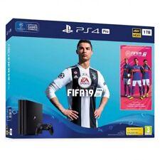 Consola Sony PS4 Pro 1TB FIFA 19