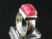 TUGTUPITE SILVER RING FROM GREENLAND - SIZE 5.5