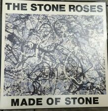 """The Stone Roses, Made Of Stone 7"""" vinyl in picture sleeve, 1989"""