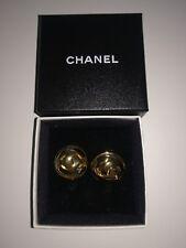 Chanel CC Logo Ohrclips