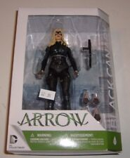"""2015 DC Direct ARROW TV Show 7"""" Inch Action Figure MOC - BLACK CANARY NEW MOC"""