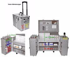 Trolley Alu Friseur  Präsentations Kosmetik Schmink Beauty koffer (69400) AKTION