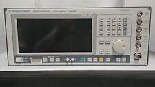 Rohde & Schwarz SMIQ-04B Vector Signal Generator