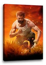 "LOGAN CANVAS Wolverine Marvel Movie Poster Photo Print Wall Art ""30x""20 CANVAS"