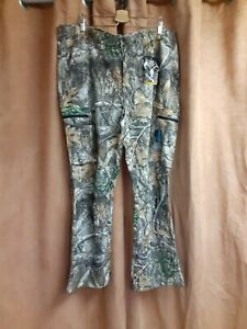 MENS REALTREE LIGHTWEIGHT WATER REPELLENT HUNTING PANTS SZ XL