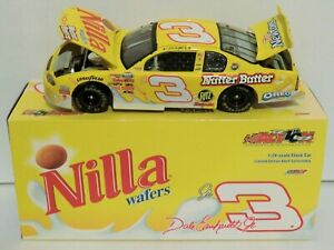 Dale Earnhardt Jr. #3 Nilla 1/24 Action Monte Carlo Stock Car. Damaged package