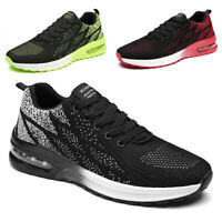 Men's Running Jogging Shoes Lightweight Air Cushion Sneakers Athletic Tennis Gym