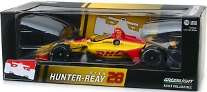 1:18 2019 Greenlight Ryan Hunter-Reay #28 Andretti Autosport DHL IndyCar Diecast