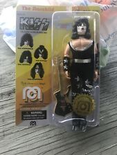Kiss Mego Paul Stanley 8 inch figure Official licensed Music icon Series New!