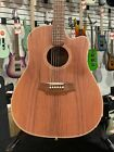 Cole Clark Fat Lady Series 2 Redwood Dreadnought Cutaway | OHSC + Free Shipping for sale