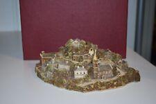 Harmony Kingdom Chalford Village Box Figurine Factory Tour Tjcv01 City Scene