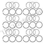 """Piston Ring Set 6-Cylinder Case 920 4-1/4"""" Bore 0.093"""" 0.250"""" John Deere 4020"""