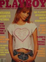 Playboy September 1990 | Rosanna Arquette Kerri Kendall    #1032 +