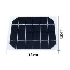 10W 6V Mini Solar Panel Cell Power Module Battery Toys DIY Light Charger S7O4