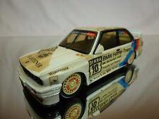 MINICHAMPS 2000 BMW M3 E30 - SPORT EVOLUTION - WARSTEINER No 11 - 1:43 - GOOD