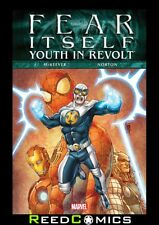 FEAR ITSELF YOUTH IN REVOLT HARDCOVER New Hardback Collects 6 Part Series