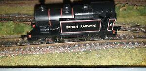 Hornby 0-4-0 British Railways  Steam Engine No4