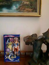 "Sailor Moon Venus Doll Deluxe Adventure Bonus Extra Outfit 11.5"" 1997 Irwin New"