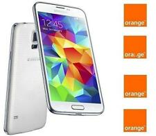 UNLOCK Samsung Galaxy Orange SPAIN  i 9100 S2 S4 S5 S6 Trend Core Grand Ace ALL