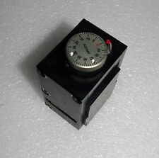 "MICROSCOPE X STAGE WITH 0-60 MM DIAL 0.01MM INCREMENTS 3.5 X 2.5"" X 2"""