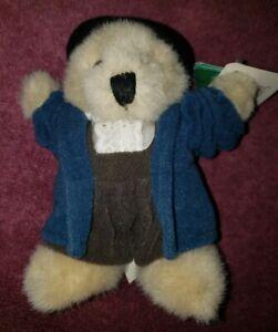Ganz Christopher Columbus Columbear Limited Edition 1492-1992 Stuffed Plush Bear
