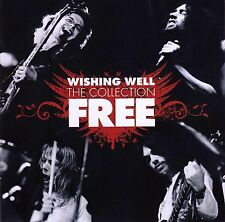 Free ~ Wishing Well NEW 2CD Collection GREATEST HITS / BEST OF 60's / 70's Rock