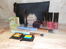 Ipsy 12 pc Set~the Balm, Luxie, Elizabeth Mott~Pur~NYX~Jelly Pong Pong~Catrice