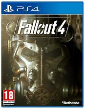 Fallout 4 (PS4) Brand NEW & SEALED - Super FAST First Class Delivery FREE