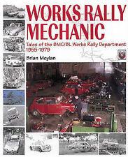 WORKS RALLY MECHANIC, MOYLEN CAR BOOK jm