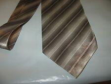 BORDEAUX Silver Beige Tie Necktie  ~FREE US SHIP (6353)
