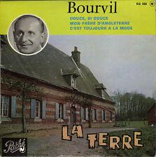 BOURVIL LA TERRE FRENCH ORIG EP JERRY MENGO