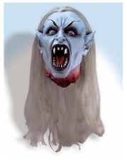 Halloween Vampire Scary Head Women Devil Home Decor Fancy Outdoor Party Props