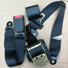 Auto Retractable 3-Points Car Safety Seat Belt Seatbelt Left or Right Universal