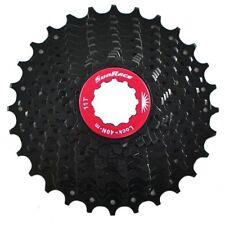 Sunrace CSRX1 11 Speed Road Bike Cassette 11-28T , Black