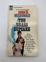 the Brass Cupcake John D MacDonald 1950 Vintage Mystery PB Pulp Sleaze Pin Up