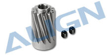 Align Trex 700E/800E Motor Slant Thread Pinion Gear  12T  H70062A