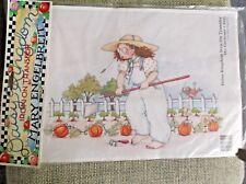 Mary Englebreit Daisy Kingdom The Gardener Iron On Transfer Item 6521
