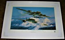 "Lithograph ""Combat Over the Reich"" by Robert Taylor - #261 of 750"