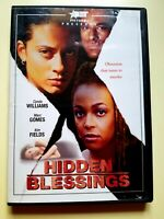 Hidden Blessings DVD BET Pictures Cynda Williams  Marc Gomes Free Shipping