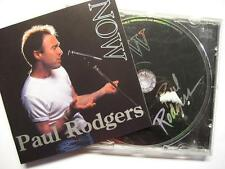 "Paul Rodgers ""Now"" - CD-Free Bad Company"