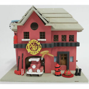 Firehouse Birdhouse