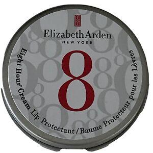 Elizabeth Arden Eight 8-Hour Lip Protectant Sun Balm Healing Treatment Tin .4 oz
