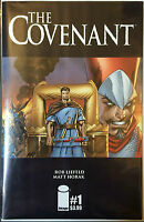 The Covenant #1 NM- 1st Print Free UK P&P Image Comics Rob Liefeld
