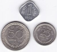 Selection Of India Paisa Coins | Pennies2Pounds