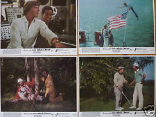 If you could see what I Hear Set of 8 colour UK Lobby Cards Excellent Condition