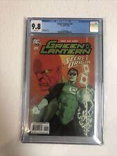 Green Lantern (2008) # 29 (CGC 9.8 WP) Geoff Johns