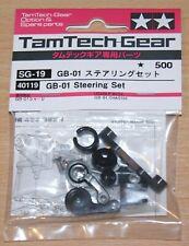 Tamiya 40119 GB-01 Steering Set (GB01/Fox/Frog/Hornet/Desert Gator), NIP